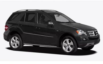 Rent Mercedes ML 2009